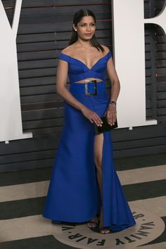 Freida Pinto | 46 Photos That Prove How Amazing Everybody Looked At The Oscars After-Parties
