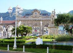 Toulon, France + Trainstation  +++ by daliflor