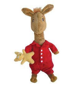 Look at this #zulilyfind! Llama Llama 14'' Plush Toy by MerryMakers #zulilyfinds
