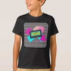 I love the 90's Retro Mixtape t shirt - retro clothing outfits vintage style custom