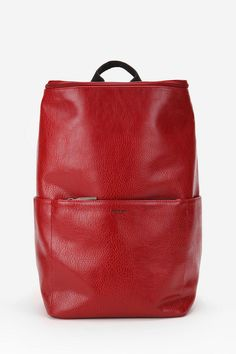 Matt & Nat Dean Backpack. for winter city-trekking & packing picnic essentials.