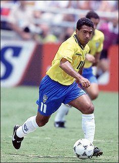 Romário, Seleção Brasileira