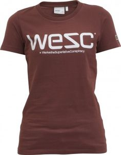 WeSC - Press/ Fall 2012/ FALL 2012/ Ladies'/ Tee's & Sweatshirts/ WeSC