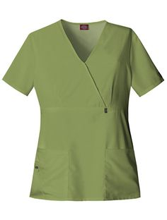 Mock Wrap Top  #Mock #Wrap #Top Womens Scrubs, Tops, Christmas, Fashion, Medical Scrubs, Xmas, Moda, Fashion Styles, Navidad