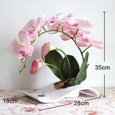 orchids decoration - Buscar con Google