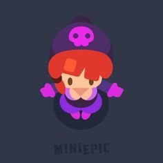 Female Thief Character Game Concept Art by MiniEpic www.MiniEpic.com