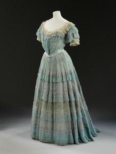 Evening Dress  Lucile, 1905  The Victoria & Albert Museum