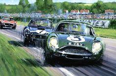 Nicholas Watts — Goodwood 1961 Tourist Trophy (827×548)