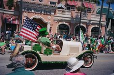 Marco Island St Patrick Day Parade