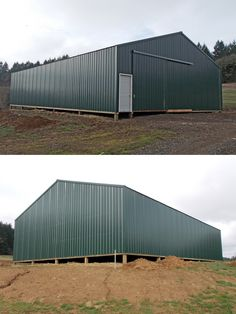 Econ O Fab Pole Buildings Oregon Barn Builder