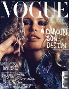 Photos of Carine Roitfeld's Covers and Editorials at Vogue Paris   POPSUGAR Fashion Photo 1