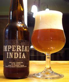 Imperial India - Brasserie Dunham #microbrasserie #craftbeer #ipa #indiapaleale #hop #hops #houblon #houblons #hoppy #bière #brasserie #drinkcraft #buvezfrais #boirelocal #BièreQC