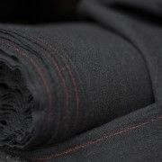 Soot Washed Wool