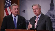 Sens. Dick Durbin and Lindsey Graham said they believe the Senate can reach a consensus on immigration policy, possibly as part of a year-end government funding bill.