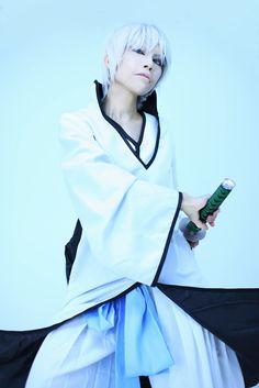 donn(どん) Gin Ichimaru Cosplay Photo - WorldCosplay