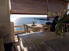 Rocca restaurant, Hora