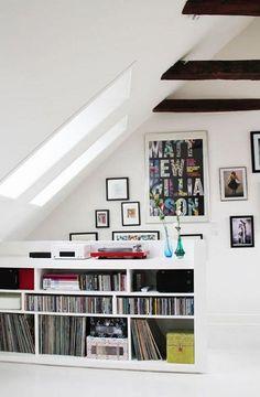 Idee e consigli utili per trasformare una soffita disabitata in una bella mansarda abitabile