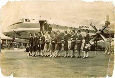 Viscount da VASP: pioneiros turboélices no Brasil