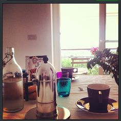 #italiancoffeesecret #piaschenk @silcre @igersn Sunny day in Puglia. Wake up. Good morning.