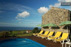 Lovely cottage overlooking the sea in Nordeste