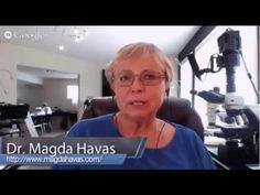 Dr Magda Havas is a leading authority on EMF radiation. She talks about Rapid Aging Syndrome (EHS) Aug 12, 2014