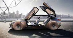 BMW Explains The Concept Behind The Vision Next 100 – automotive99.com