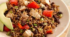 Impress your guests with Zatarain's Black Beans and Rice and a homemade orange dressing that's sure to be a hit at your next barbecue.