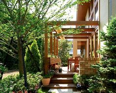 Pergola Kits Home Depot Pergola Swing, Pergola With Roof, Pergola Plans, Pergola Kits, Outdoor Retreat, Outdoor Spaces, Outdoor Living, Wood Cafe, Terrace Garden Design