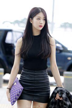 Nine Muses Minha - Born in South Korea in 1991. #Fashion #Kpop