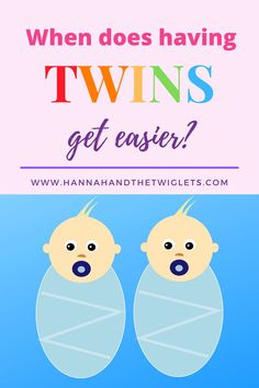 Are you a parent of twins wondering when it's going to get easier? A lot of people say the challenges just change as they get older which I do agree with. But I also think there was a definite turning point when it did start to feel easier! Gentle Parenting, Kids And Parenting, Parenting Hacks, Kids Behavior, Child Behaviour, Name Suggestions, Minimalist Baby, Twin Mom, Attachment Parenting
