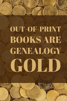Seriously - check out my article with resources for free out-of-print books. This is the best way I know of discovering the daily life of your ancestors. Free Genealogy Sites, Genealogy Research, Family Genealogy, Genealogy Forms, Family Tree Research, Genealogy Organization, Before Us, Family History, American Indians