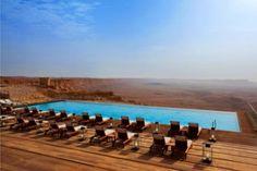 The five star Beresheet Hotel, Israel