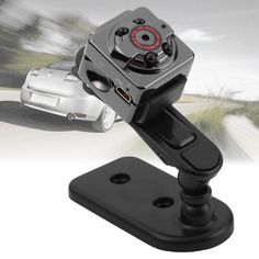 Mini DV Spy Camera - SQ8 Full HD 1080P Pocket Camcorder Ultra-Mini Metal DV with IR Night Vision, Support Motion Detecting Wholesale Price(FOB) : 13.09USD/PC
