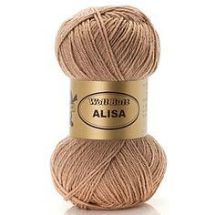 Laine Woll Butt AlisaUn fil mélange haut de gamme, doux et fin, à base de laine mérinos. Très agréable à porter et facile d´entretien, ce fil est idéal pour la confection de modèles pour toute la famille. Se prête aussi parfaitement au tricot ajouré.Composition : 60 % laine mérinos, 40 % acryliqueMétrage : 50 grammes = env. 225 mètresDisp...