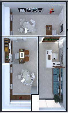 Medical Office Interior, Dental Office Decor, Medical Office Design, Healthcare Design, Interior Design Magazine, Clinic Interior Design, Clinic Design, Esthetics Room, Espace Design