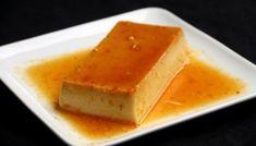 Coconut flan with orange caramel - Laylita& Recipes Pudding Desserts, Custard Desserts, Köstliche Desserts, Delicious Desserts, Dessert Recipes, Yummy Food, Mexican Food Recipes, Sweet Recipes, Caramel Flan
