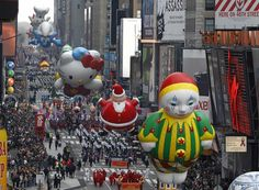 Macys Thanksgiving Day Parade -
