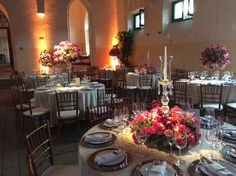 Mesa dos convidados - Fazenda Santa Gertrudes - Rosas de Saron decorações
