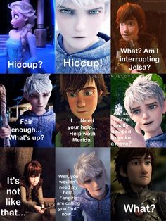 Part 5... Fangirls:AAAHHH OMG HICCUP YOU ARE SEXY!!