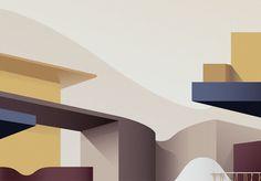 Wallpaper* Magazine - Ray Oranges