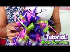 Como hacer moños de listón bicolor paso a paso/ moño de listón fácil de hacer/ easy ribbon bow - YouTube Gift Bows, Candy Bouquet, Ideas Para Fiestas, Diy Hair Bows, Ribbon Work, Weird And Wonderful, How To Make Bows, Diy Hairstyles, Gift Baskets