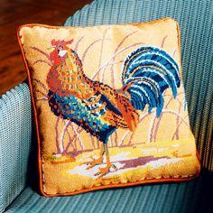 Burmese Rooster - Ehrman Tapestry