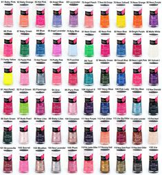 144pcs Nail Manicure Nabi Nail Polish (Wholesale Lot) >>> To view further for this item, visit the image link.