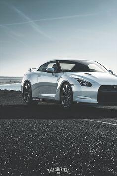 Nissan GT-R Nismo.