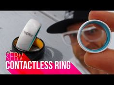 Now Live - The Kerv contactless payment ring!!