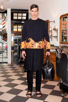 Image of Givenchy 2014 Pre-Spring Collection