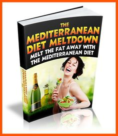 Mediterranean Diet Meltdown Book Reviews & PDF Free Download. If you are looking to drop those extra pounds while not depriving yourself of good foods then it's important to not let anything stand in your way from doing it. Don't let a few dollars stop you from learning about the diet that could change your life while also enriching it.  Can you put a price on health? Mediterranean Diet Meltdown Book Reviews & PDF Free Download.