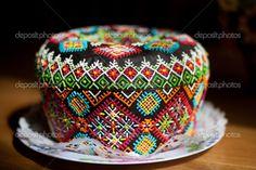 Easter Cake--Ukrainian style!