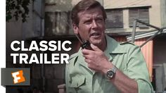 The Man With The Golden Gun (1974) Official Trailer - Roger Moore James ...