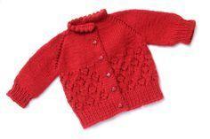 Eine schöne Jacke für Kinder, lässt sich auch für die 3 – 4 Jährigen stricken. Hier mal eine kleine Grundanleitung für die Größe 110. Die Maschenprobe sollte 18 M und 30 Reihen auf 10 x 10 [...]